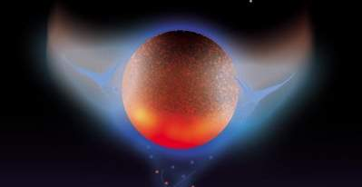 The 'horned' planet - Nibiru