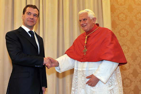 Russian Leader Confirms To Pope New Planet Arrival In 2012 ...