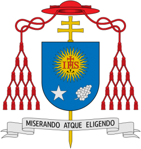 Revised_Coat_of_arms_of_Jorge_Mario_Bergoglio 2013