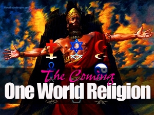 one world religion babylon