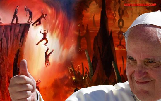 pope-francis-tells-followers-not-to-convert-lost-sinners-false-prophet-catholic-church-vatican-rick-warren